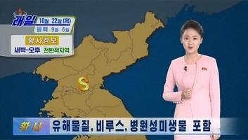 Kínából érkező, veszélyes porfelhőre figyelmeztet Észak-Korea, ki is ürültek az utcák - illusztráció
