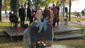 Svečanost na Paliću - illusztráció