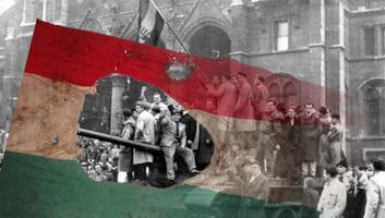 Az 1956-os forradalom és szabadságharc - illusztráció
