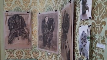 V. Kiállni Sosem ART Szabadkán - illusztráció