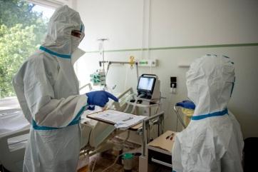 Meghalt 38 beteg, 1820-szal nőtt a fertőzöttek száma Magyarországon - A cikkhez tartozó kép