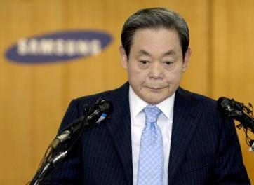 Meghalt Li Kun Hi, a Samsung elnöke - A cikkhez tartozó kép