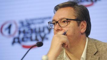 Felelősségteljes viselkedésre, az intézkedések betartására szólította fel a polgárokat Aleksandar Vučić - illusztráció