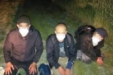 Öngyilkos lett egy felfegyverkezett embercsempész Vitnyédnél - A cikkhez tartozó kép