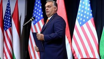 Orbán: Szorítunk Trump újabb győzelméért - illusztráció