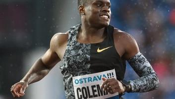 Atlétika: Eltiltás miatt nem indulhat az olimpián a férfi 100 méter világbajnoka - illusztráció