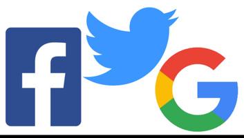 Az amerikai szenátus meghallgatásán élesen bírálták a Google, a Twitter és a Facebook vezetőit - illusztráció