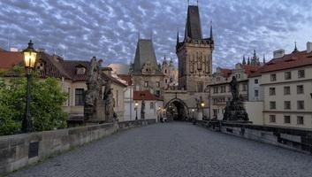 Éjszakai kijárási tilalom Csehországban a járvány miatt - illusztráció