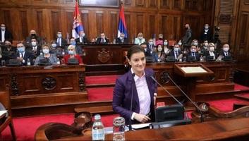 Ana Brnabić expozéja: A folytonosság kormánya hat fontos céllal - illusztráció