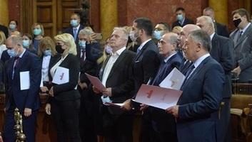 Új kormánya van Szerbiának: megszavazták Ana Brnabić kabinetjét - illusztráció