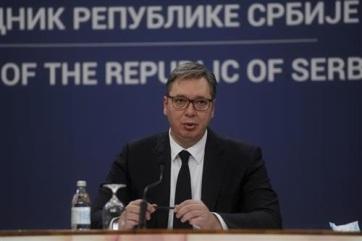 Vučić: A legszigorúbb büntetések azoknak, akik nem tartják be a védintézkedéseket - A cikkhez tartozó kép