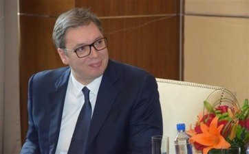 Vučić: Az erőszak sohasem győzedelmeskedhet az emberi értékek felett - A cikkhez tartozó kép