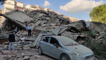 Nagy erejű földrengés rázta meg az Égei-tenger medencéjét - illusztráció