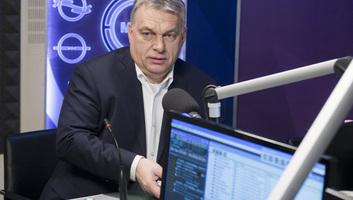 Viktor Orban: Maska je ključna za zaštitu – od ponedeljka oštrije mere i stroža kontrola - illusztráció