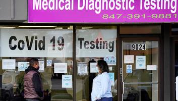 Az Egyesült Államokban meghaladta a 9 milliót a diagnosztizált fertőzöttek száma - illusztráció