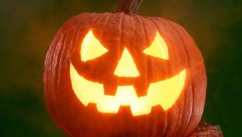 Halloween ünnepéről - illusztráció