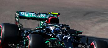 F1: Bottas nyerte az időmérőt Imolában - illusztráció