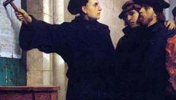 A reformáció emléknapja - illusztráció