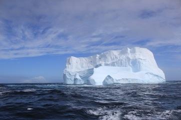 Déli-Georgia szigete felé közelít a világ legnagyobb jéghegye - A cikkhez tartozó kép