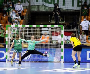 Női kézilabda BL: Másodszor is legyőzte a címvédő Győr a Dortmundot - A cikkhez tartozó kép