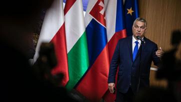 Orbán belengette a vétót az EU-s vezetőkhöz írt levelében - A cikkhez tartozó kép