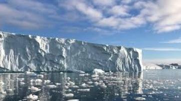 Gyorsabban olvadhatnak Grönland legnagyobb gleccserei az eddig becsültnél - A cikkhez tartozó kép