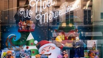 """""""Amazon-mentes"""" karácsonyi vásárlást szorgalmaznak francia városvezetők és közszerepelők - A cikkhez tartozó kép"""