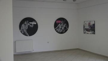 Vitamin, protein, kokain: Lázár Tibor kiállítása a magyarkanizsai Dobó Tihamér Képtárban - A cikkhez tartozó kép