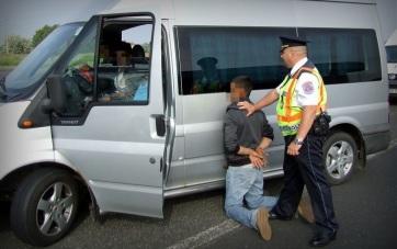 Börtönbüntetést kapott egy szerb embercsempész Nagyatádon - A cikkhez tartozó kép