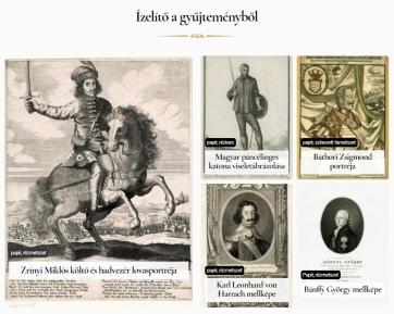 Ezer újkori metszetet tesz digitális közkinccsé az Országos Széchényi Könyvtár - A cikkhez tartozó kép