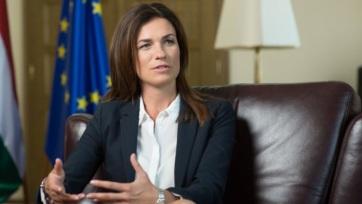 Varga Judit: A jogállamiság leépítéséről szőtt brüsszeli narratíva álságos és hamis - A cikkhez tartozó kép