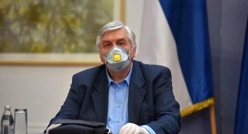 Tiodorović: Aggodalomra ad okot, hogy már a fiatalok is belehalnak a koronavírus-fertőzésbe - A cikkhez tartozó kép