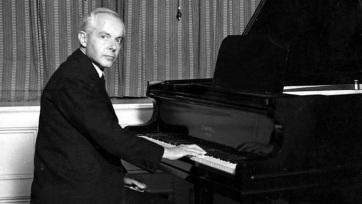 Onlajn predavanje i koncert povodom 75. godišnjice smrti Bele Bartoka - A cikkhez tartozó kép