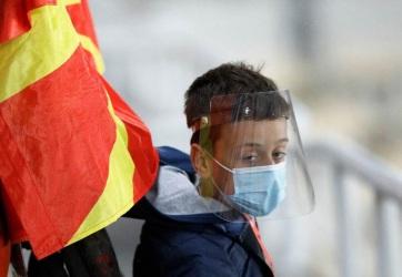 Észak-Macedónia a koronavírus-járvány miatt válsághelyzetet hirdetett - A cikkhez tartozó kép