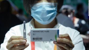 Kínában már mintegy egymillió embert oltottak be a Sinopharm vakcinájával - A cikkhez tartozó kép