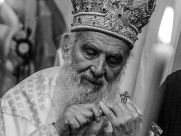 Elhunyt Irinej pátriárka, a Szerb Pravoszláv Egyház feje - A cikkhez tartozó kép