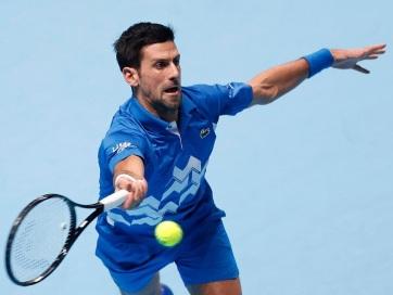 Tenisz: Đokovićnak nem sikerült bejutnia a londoni döntőbe - A cikkhez tartozó kép
