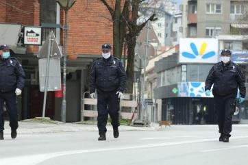 Meghaladta a hatezret a halottak száma a Nyugat-Balkánon - A cikkhez tartozó kép