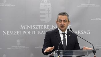 Potápi Árpád János szerint nemzetpolitikai szempontból az elmúlt tíz év történelmi jelentőségű volt - illusztráció