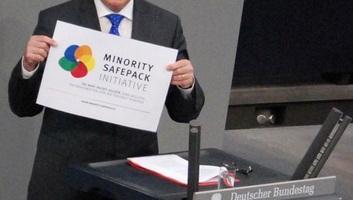 A német Bundestag kiállt a kisebbségvédelmi európai polgári kezdeményezés mellett - illusztráció