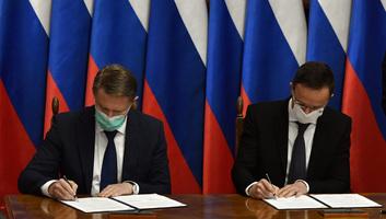 Szijjártó: A cél, hogy minél gyorsabban vakcinához jussanak a magyarok - illusztráció