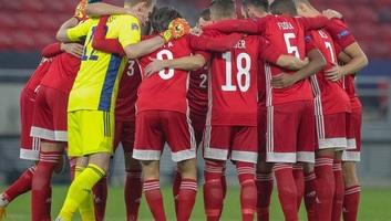 FIFA-világranglista: Már 40. helyen a magyar válogatott - illusztráció