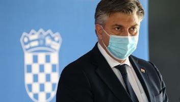 Karanténba vonul a horvát kormányfő - illusztráció