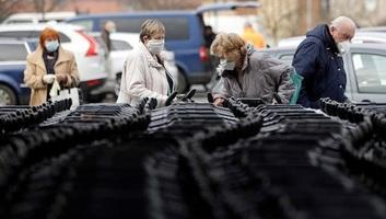 Enyhítik a koronavírus terjedése elleni intézkedéseket Csehországban - illusztráció