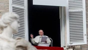 Ferenc pápa mérsékletes ünneplést szorgalmazott advent első vasárnapján - illusztráció