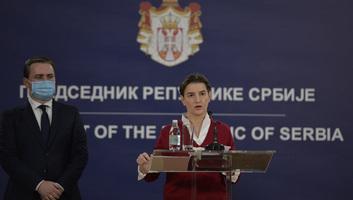 Szerbia mégsem utasítja ki az országból a montenegrói nagykövetet - illusztráció