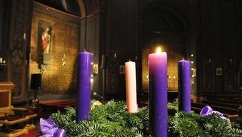 Religija i običaji: Advent - illusztráció
