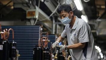 Nőtt a kínai feldolgozóipar teljesítménye novemberben - illusztráció