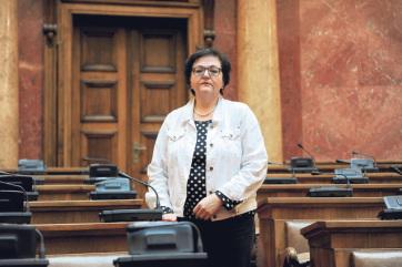 Čomić: Tavaszra a képviselők elé kerül az azonos nemű párokról szóló törvény - A cikkhez tartozó kép
