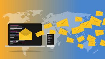 Hogyan akadályozzuk meg, hogy a céges e-mailek a spam mappában landoljanak? - illusztráció